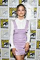 charmed sarah jeffery melonie diaz comic con 16