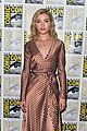 jamie chung skyler samuels stephen moyer bring the gifted to comic con 09