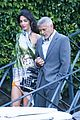george amal clooney step out for dinner in lake como 03