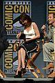johnny depp fantastic beasts cast comic con 30