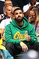 drake cheers on his ex serena williams at wimbledon 07