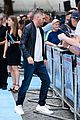 tom hardy charlotte riley swimming with men premiere 06
