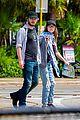 anna kendrick ben richardson hold hands in miami 01