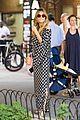 heidi klum tom kaulitz pick up her daughter from camp 31