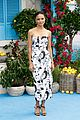 thandie newton supports hubby ol parker with daughters at mamma mia here we go again world 02