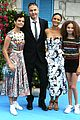 thandie newton supports hubby ol parker with daughters at mamma mia here we go again world 04