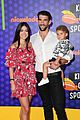 michael phelps wife kids nickelodeon kids choice sports awards 05