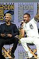 riz ahmed tom hardy venom comic con 01