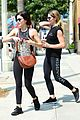 lucy hale ashley green grab tea after workout 11