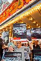 edie falco protests mcdonalds 10