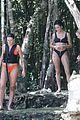 halsey walks around town in her bikini in mexico 19