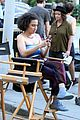 ilana glazer films broad city final season in nyc 07