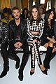 alessandra ambrosio olivia palermo zara larsson step out for balmain paris show 11