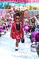 kim kardashian daughter north west runway debut in lol surprise fashion show 11