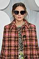 kate mara julia garner juliette lewis sit front row at miu mius paris fashion week 15