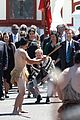 meghan markle prince harry powhiri welcome 43