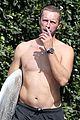 chris martin shirtless surfing 02