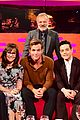 chris pine graham norton show 04