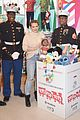hilary duff helps kick off disney stores toys for tots holiday campaign 06