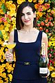 camilla belle helps unveil the menu for golden globes 2019 02