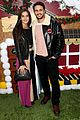 james franco girlfriend isabel pakzad couple up at brooks brothers holiday celebration 12