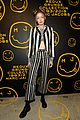 gigi hadid and kaia gerber stun in stripes at marc jacobs madison store opening 01