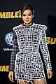 hailee steinfeld john cena attend hollywood premiere of bumblebee 15
