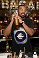 michael b jordan mixed up drinks with bacardi 10