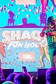 tim tebow demi leigh nel peters join shaq at fun house party 15