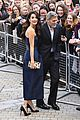 george amal clooney get honored together at peoples postcode lottery charity gala 11