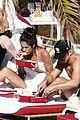 james franco girlfriend miami beach vacation 71