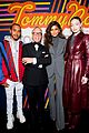 zendaya supported by gigi hadid tommy hilfiger show 19