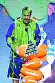 adam sandler gets slimed at kids choice awards 01