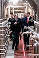 prince william takes tour of new brains dragon brewery in wales 14