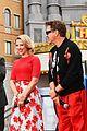avengers cast visits fans at disneyland 02