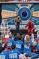 avengers cast visits fans at disneyland 06