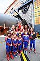 avengers cast visits fans at disneyland 30