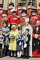 queen elizabeth joined by princess eugenie for easter coin ceremony 04