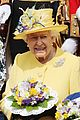 queen elizabeth joined by princess eugenie for easter coin ceremony 07