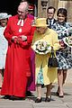 queen elizabeth joined by princess eugenie for easter coin ceremony 15