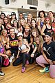 derek hough bares biceps at zumba class in nyc 07