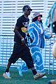 kylie jenner travis scott hold hands at coachella 2019 03
