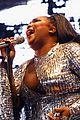 lizzo rocks sparkling bodysuit for coachella performance 08