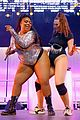 lizzo rocks sparkling bodysuit for coachella performance 15