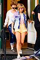 taylor swift rocks tie dye leaving apartment 05