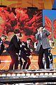 bts perform good morning america summer concert series 37