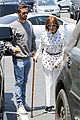 kourtney kardashian kris jenner step out separately in la 05