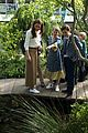 kate middleton steps out solo for rhs chelsea flower show 2019 press day 19