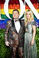 host james corden wife julia arrive at tony awards 02