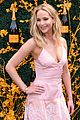 jennifer lawrence flaunts engagement ring at veuve clicquot polo classic 06